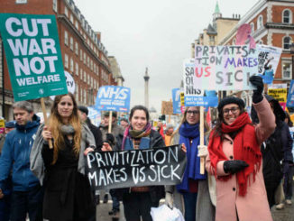 Privatisation makes us sick