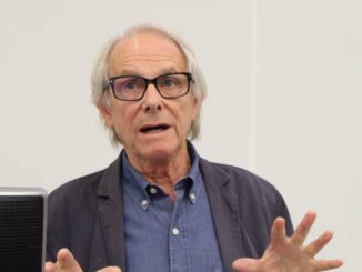 Image of Ken Loach at Mental Health Crisis Summit