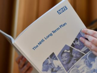 A copy of the NHS Long Term Plan document