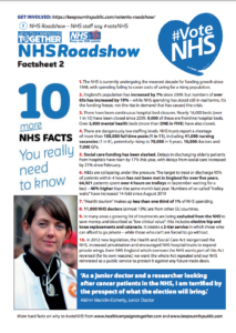 NHS Fact Sheet two