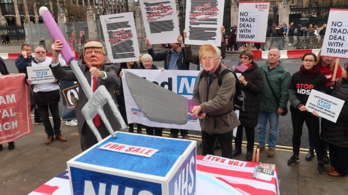 Keep Your Hands Off Our NHS