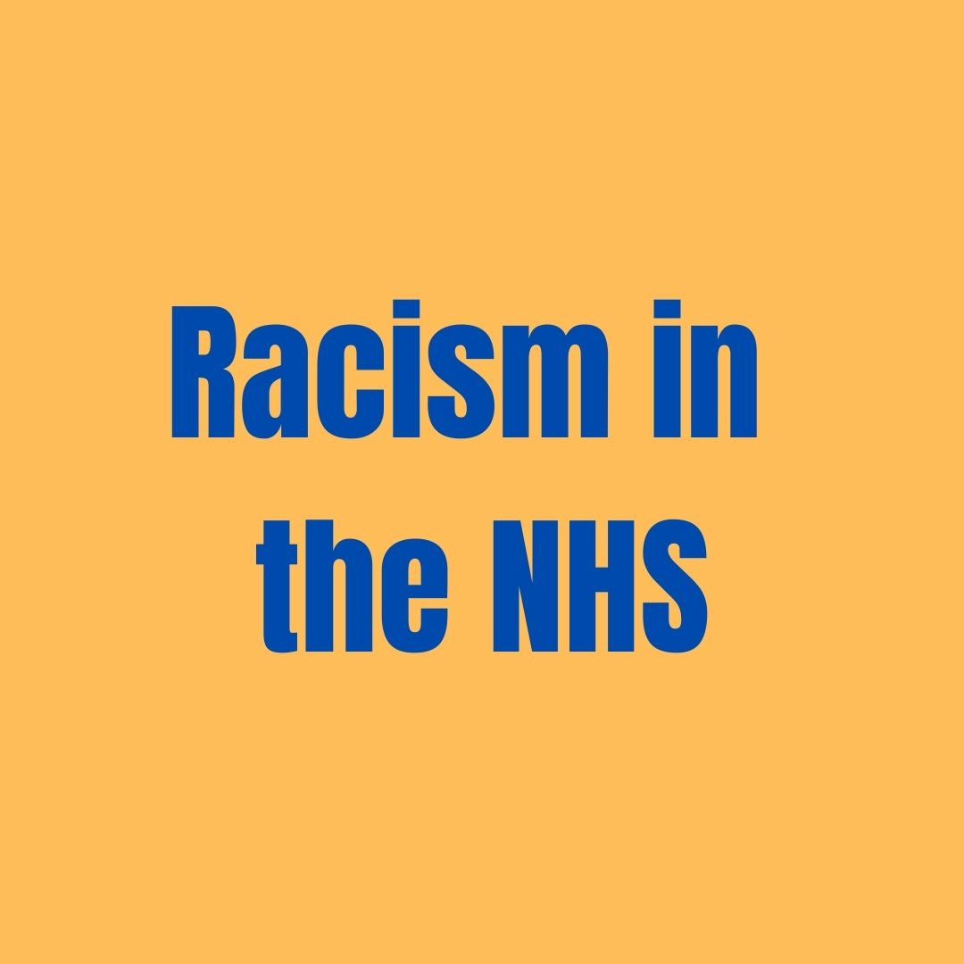 Racism in the NHS